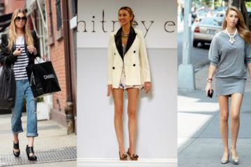 OUTFIT INSPIRATIONS / Whitney Port