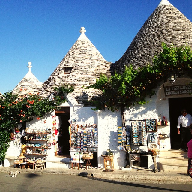 Tatiana Biggi - Tati loves pearls - Puglia - Summer 2014 - travel - on the road - Italy