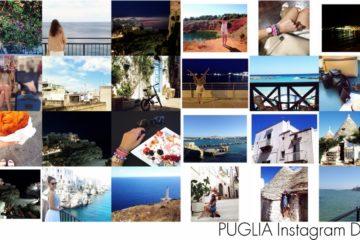 Puglia Instagram Diary