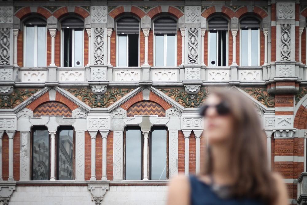 Tatiana Biggi - Tati loves pearls - fashion blogger Genova - outfit - Chanel - skater dress