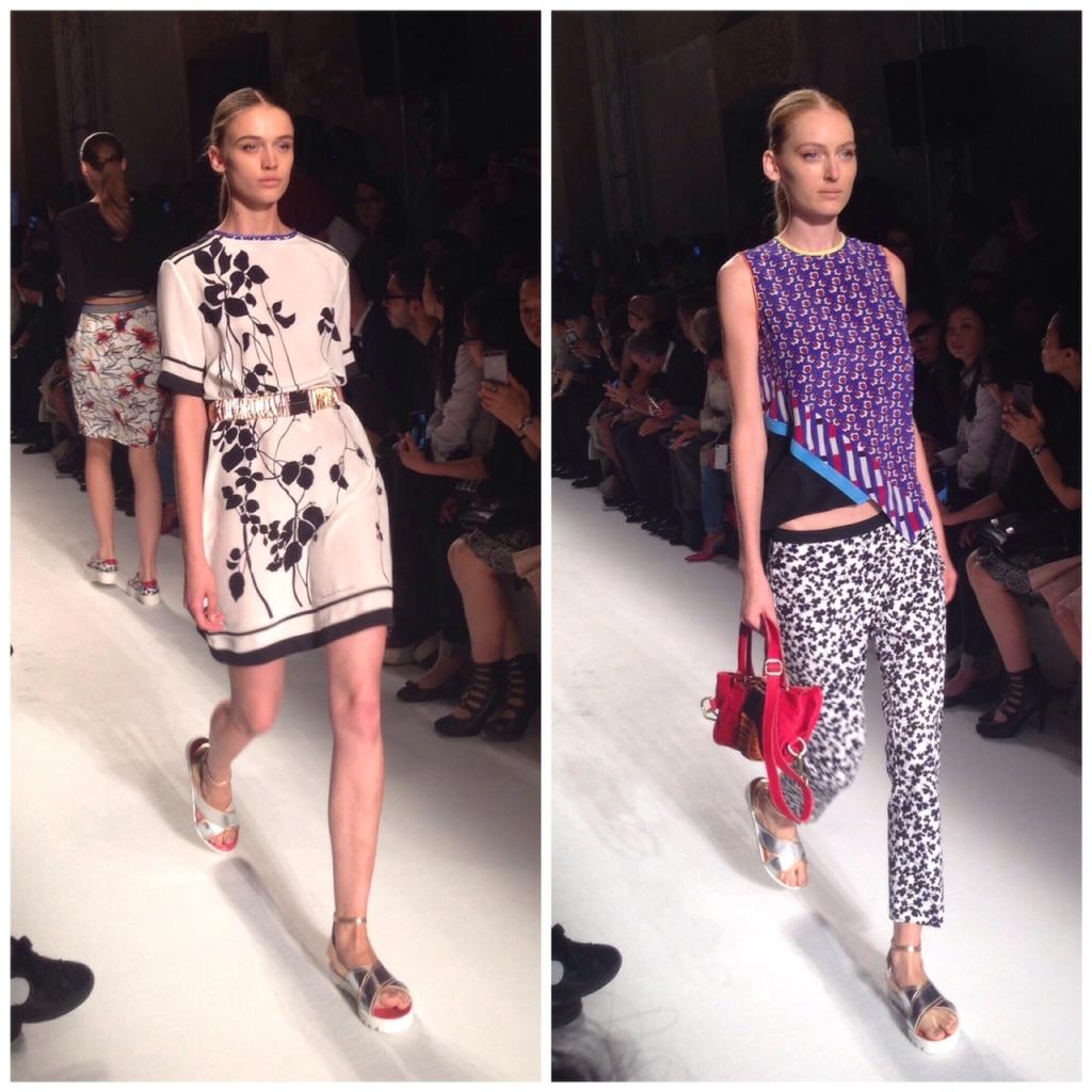 Tatiana Biggi - Tati loves pearls - Massimo Rebecchi - fashion week - Milano Moda donna
