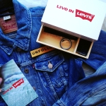 Tatiana Biggi - Tati loves pearls - Levi's Kit Repair - Levi's 501 - fashion blogger Genova