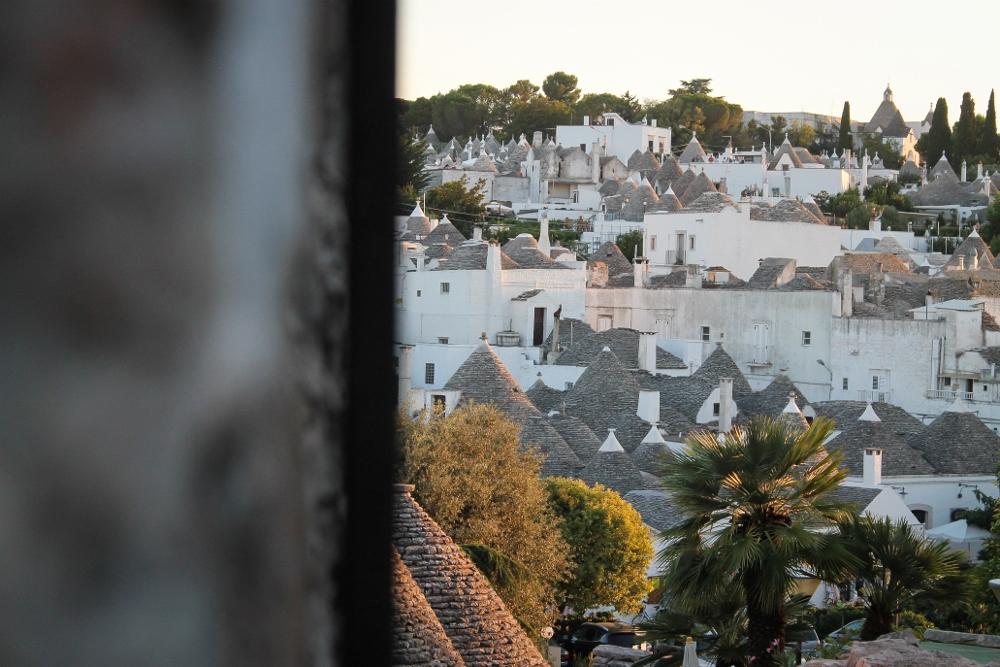 Tatiana Biggi - Tati loves pearls - Puglia - Salento - Alberobello - I trulli di Alberobello