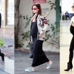 Tatiana Biggi - Tati loves pearls - fashion blogger - outfit inspirations - pregnancy celeb - come vestirsi in dolce attesa