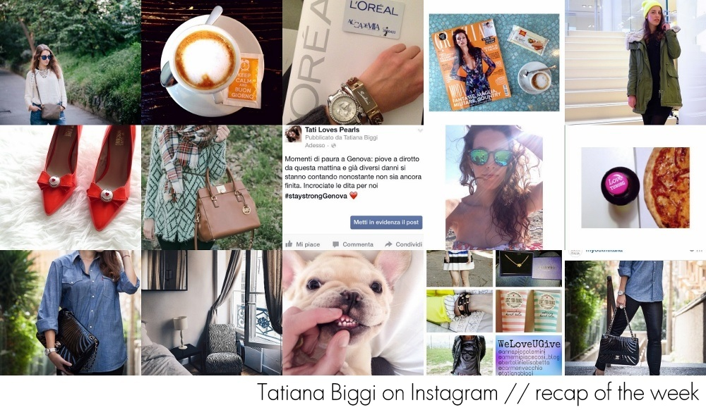 Tatiana Biggi - Instagram fashion account - fashion blogger - Genova