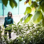 Tatiana Biggi - Tati loves pearls - outfit autunno - everyday look - maglione verde - cozy look