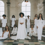 Solange Knowles wedding - Beyonce Knowles - Vogue.com - Tatiana Biggi - Tati loves pearls