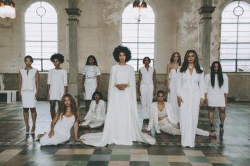Chic Wedding: Solange Knowles & Alan Ferguson