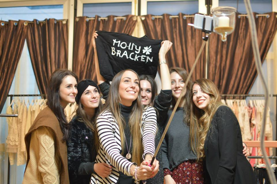 Molly Bracken blogger - Molly Bracken - Molly Bracken blogger day