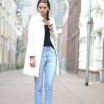 saldi cosa comprare - shopping saldi - sales shopping - high waisted jeans outfit