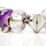 Un beads per ogni messaggio d'amore - Trollbeads - san Valentino idee regalo