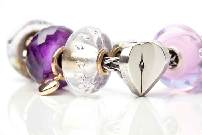 San Valentino regali per lei - Un beads per ogni messaggio d'amore - Trollbeads - san Valentino idee regalo