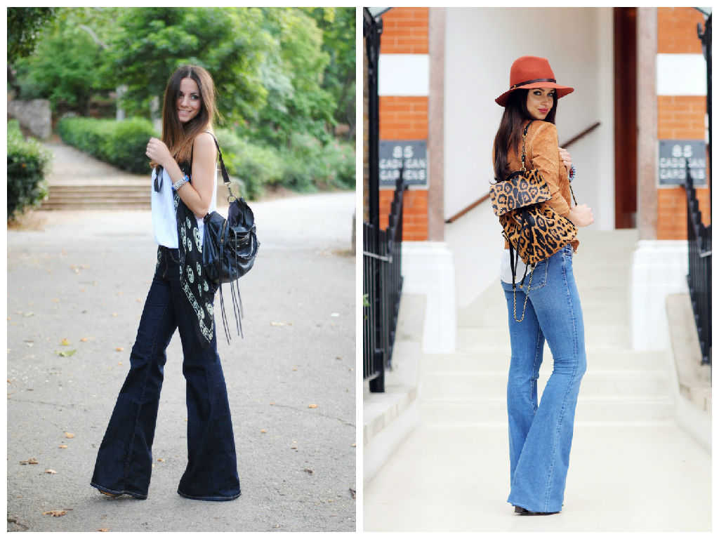 flare pants - flare jeans - flare jeans outfit