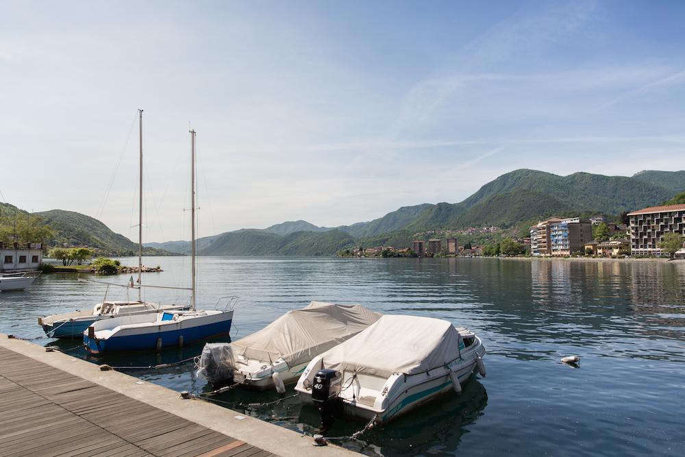 Lago d'Orta - Orta Lake - Omegna