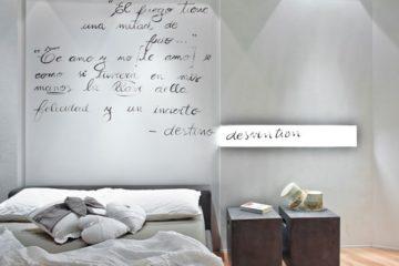 Home decor: camera da letto