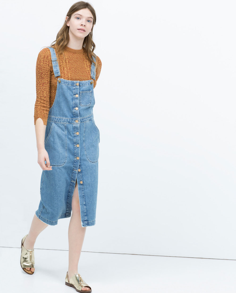 salopette - outfit salopette - dungarees outfit