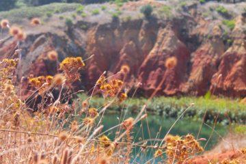 Cava di bauxite | Otranto, Puglia