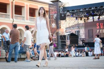 #MGSummerFestival @ Serravalle Designer Outlet