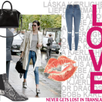 Kendall Jenner style - Kendall Jenner look - get the Kendall Jenner look - celeb outfit