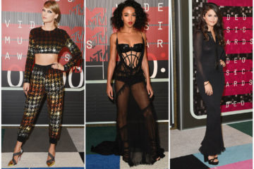 VMA 2015 BEST DRESSED | I migliori dal red carpet di Los Angeles!