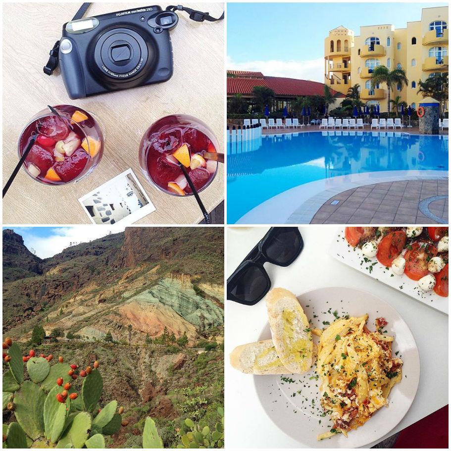 Gran Canaria - Las Palmas de Gran Canaria - Canarie 2015 - Canarie foto - blogger in vacanza