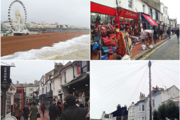BRIGHTON TRAVEL GUIDE |