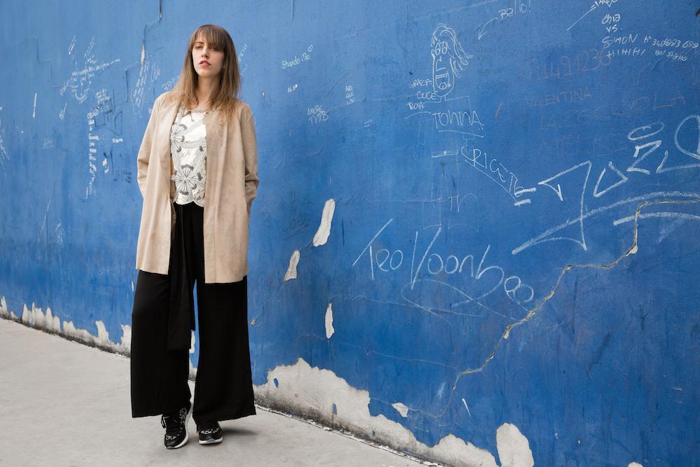 Negozi Pellizzari Orio al Serio Bergamo - Tatiana Biggi - blogger Genova - outfit primavera - shopping experience