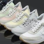 agile by rucoline - scarpe primavera - sneackers zeppa -