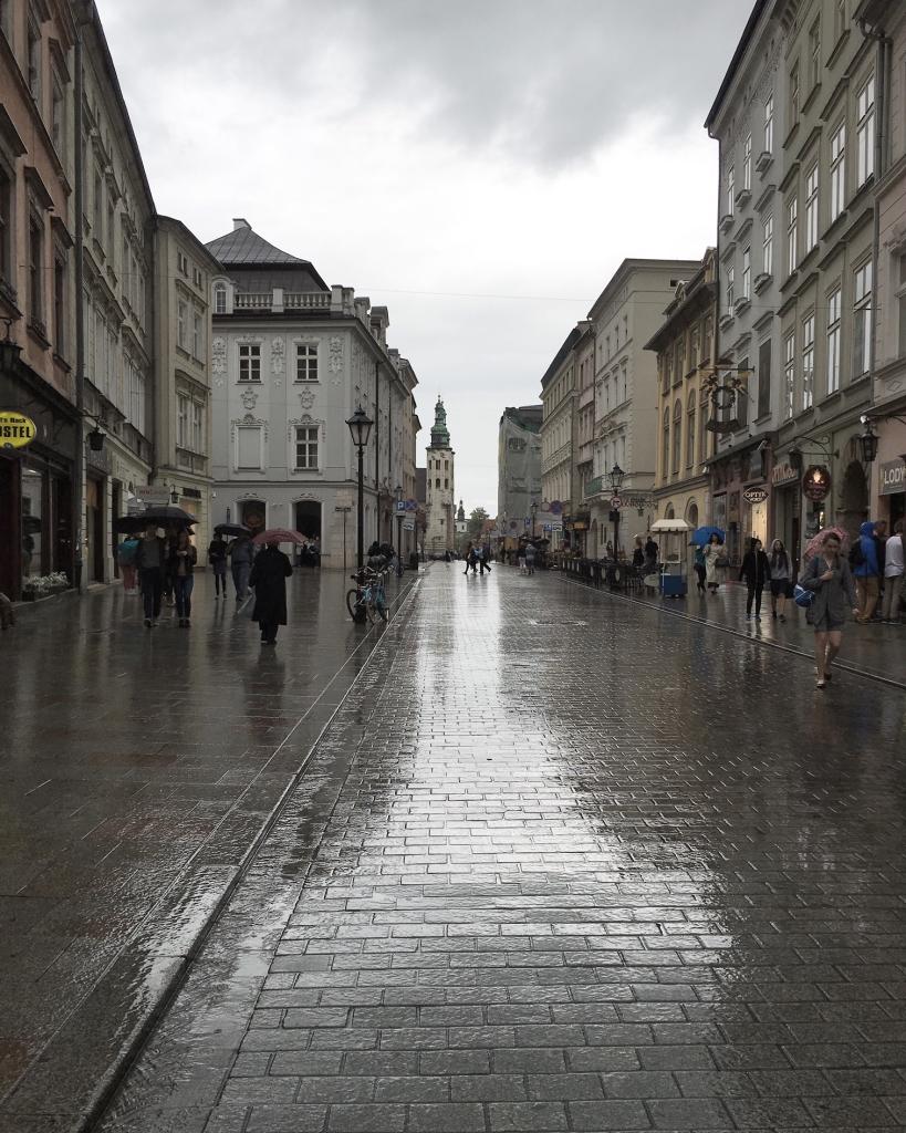Tatiana Biggi - Cracovia - Cracovia diario di viaggio - Krakow Travel guide - Cracovia cosa vedere - travel blogger Tatiana Biggi