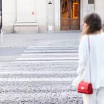 outfit Cracovia - blogger a Cracovia - Tatiana Biggi - outfit turista - outfit bianco e nero - outfit panta coulottes -
