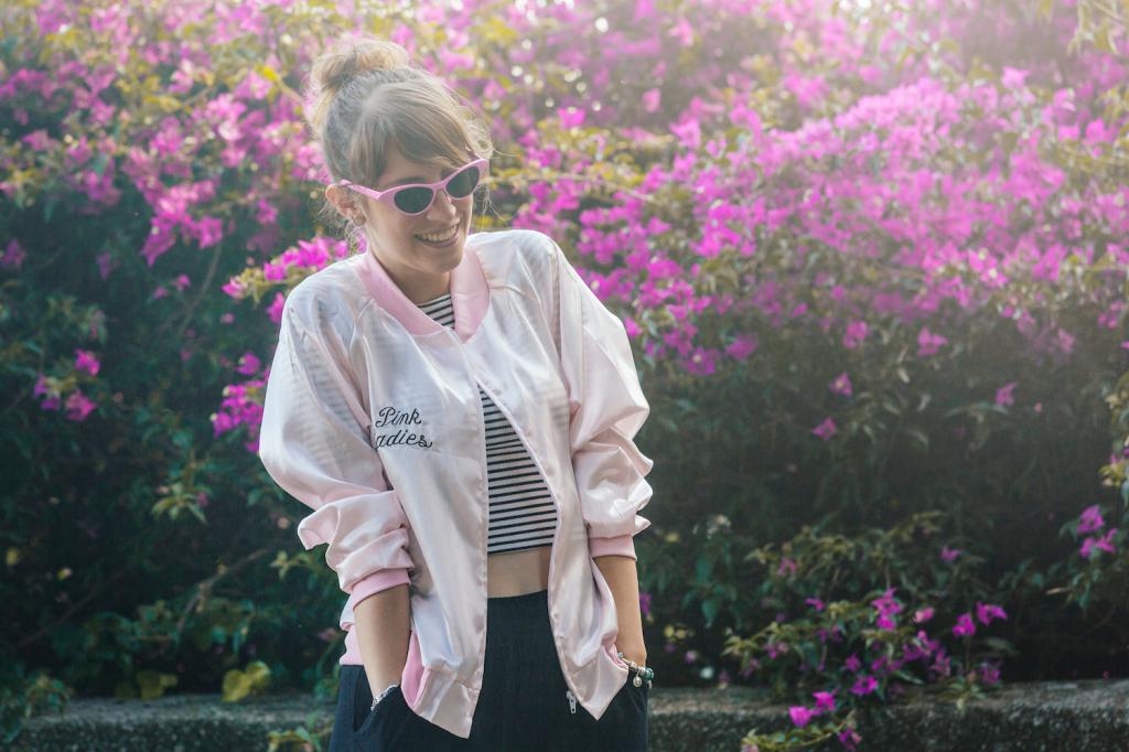 pink ladies - grease - costumi carnevale grease - costumi carnevale ragazza - come vestirsi a carnevale - festa in maschera come vestirsi - Tatiana Biggi - Funidelia