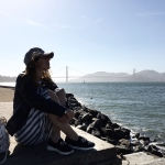 California blog tour - Visit California - #californiaonyourown - San Francisco cosa vedere - The Golden Gate Bridge - Tatiana Biggi travel blogger