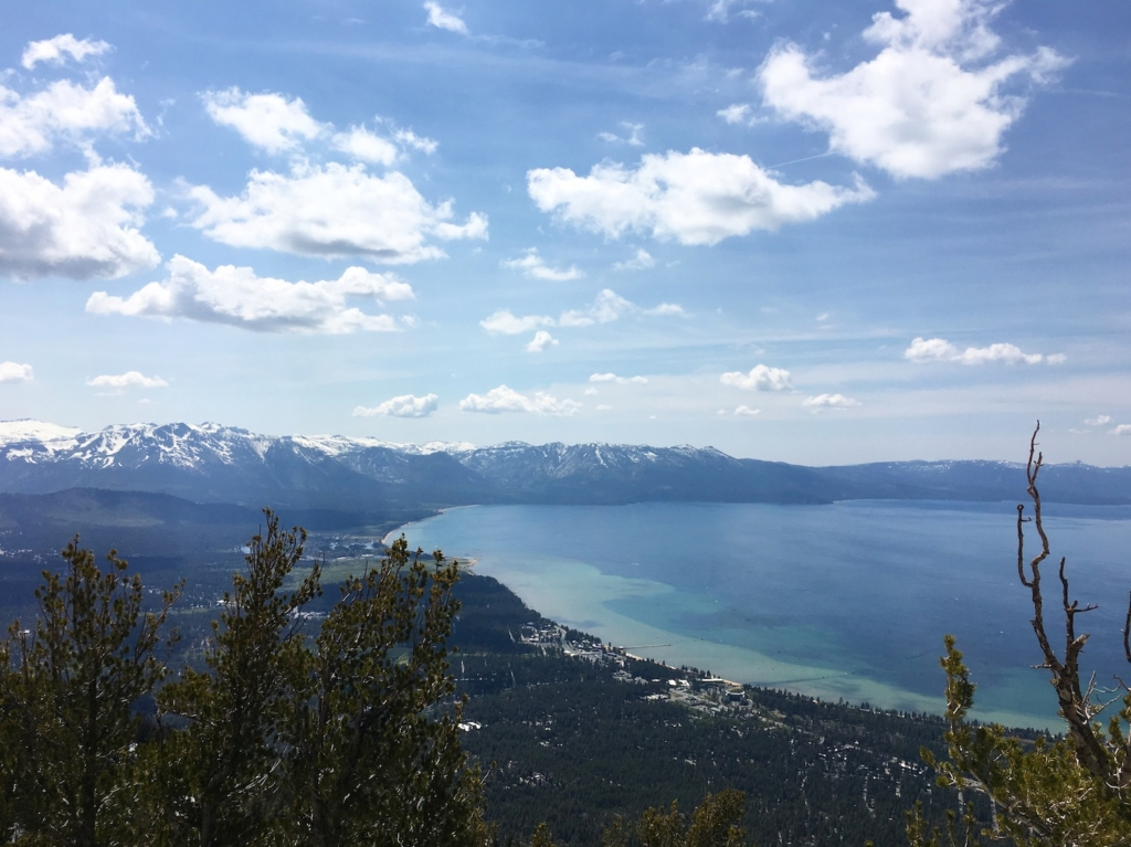 California cosa vedere - california road trip - #californiaonyourown - california blog tour - Lake Tahoe cosa vedere