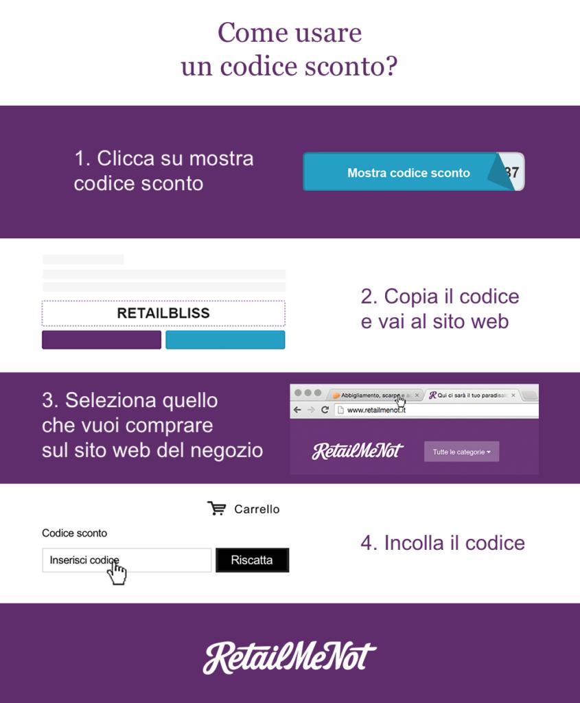 RetailMeNot.it, codici sconto online, shopping online , shopping risparmiando, come risparmiare per viaggiare, Tatiana Biggi blogger