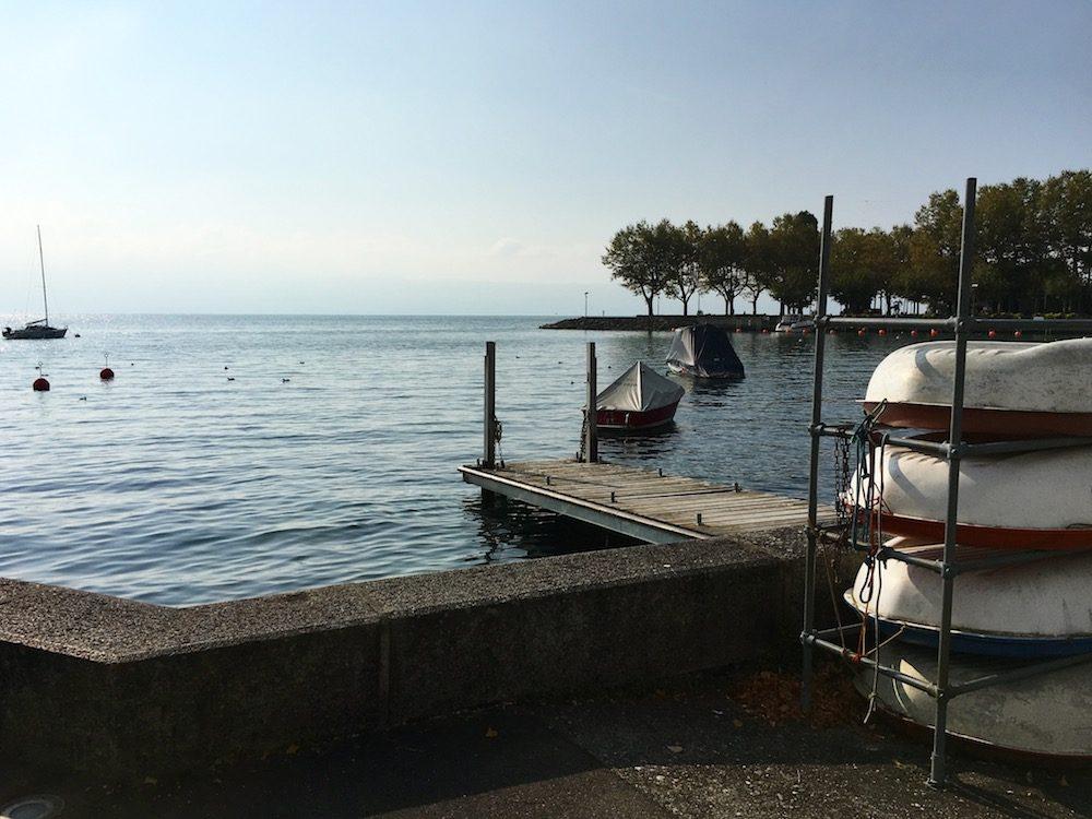 Tre giorni in Svizzera con MyLausanne - tra Losanna, Lac Leman e Cully