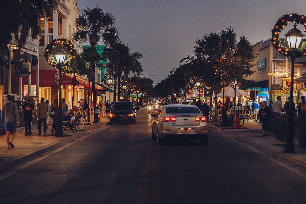 Key West night life