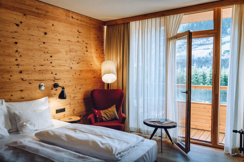 Camera da letto Falkensteiner