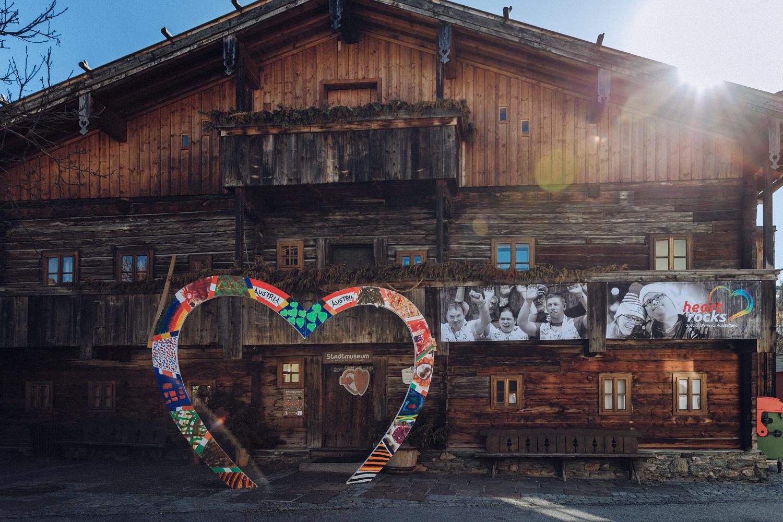 In giro per Schladming Austria