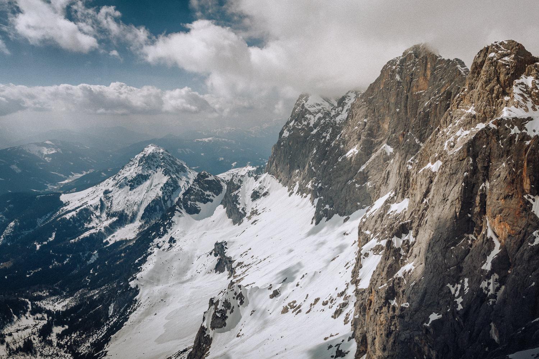 Dachstein ghiacciaio