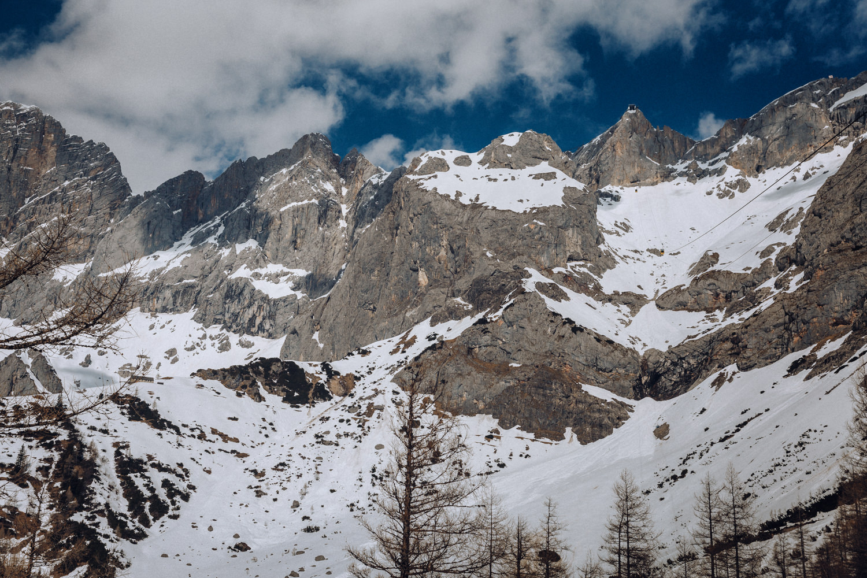 Escursione a tremila metri Dachstein Schladming