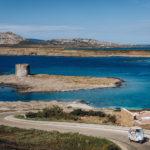 Viaggiare in ape calesse, Stintino Sardegna