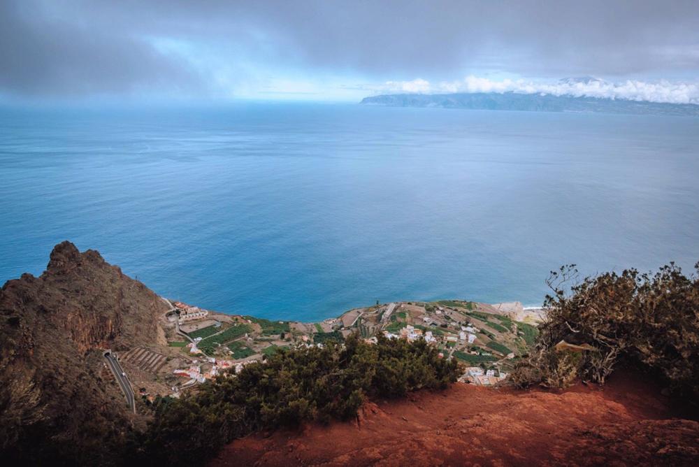El teide di Tenerife