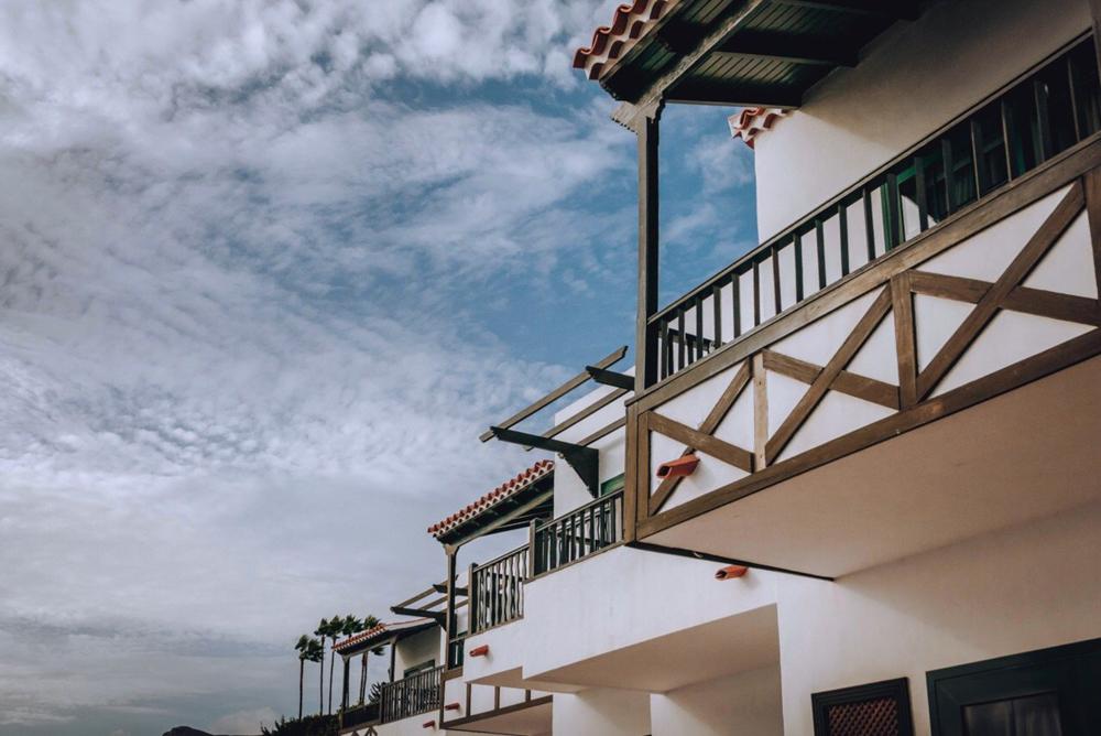 La Gomera dove dormire, Hotel Jardin Tecina la Gomera