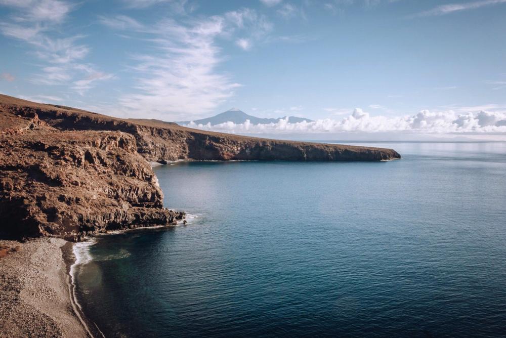 La Gomera e Tenerife