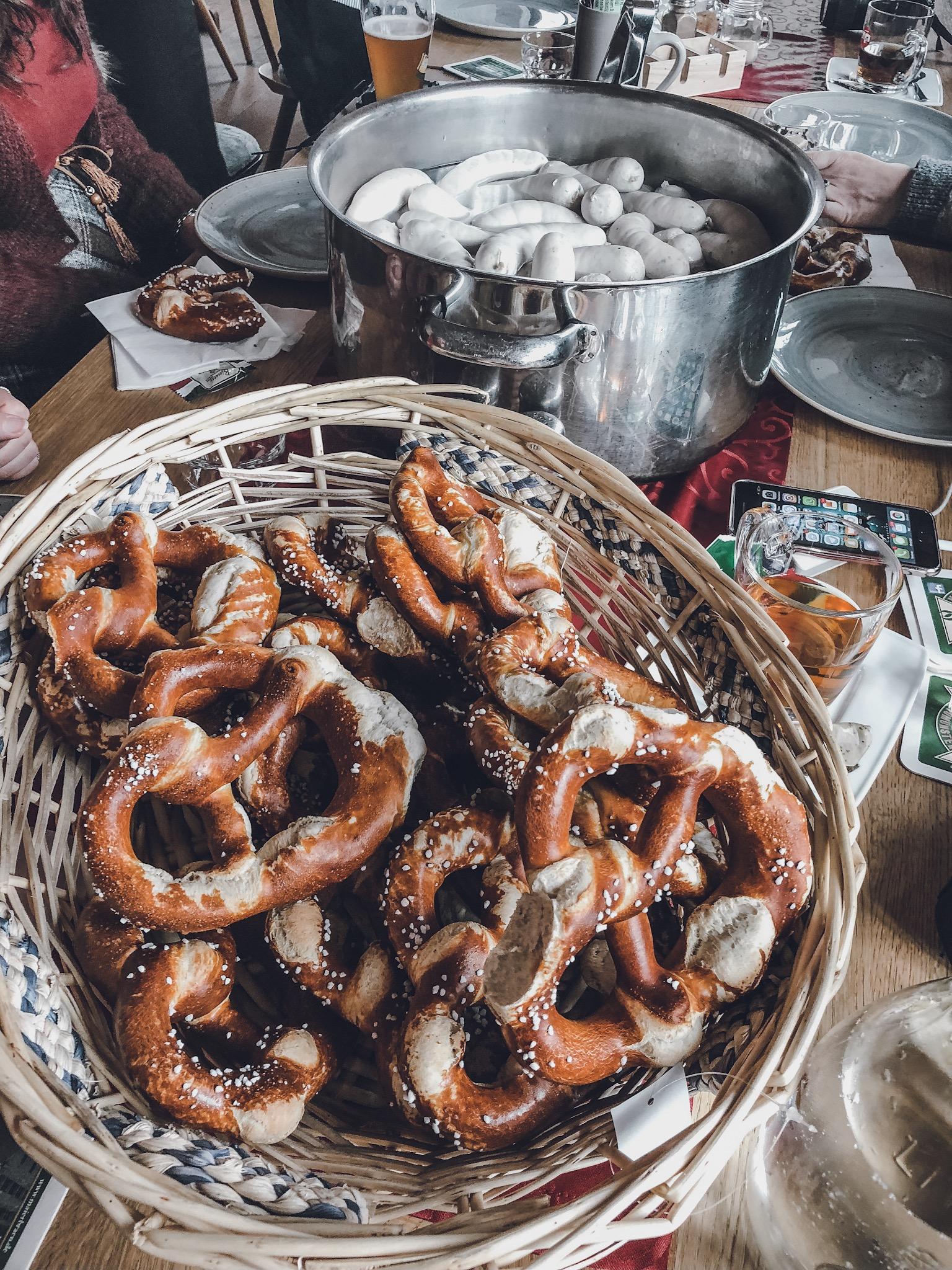 Baviera e le eccellenze gastronomiche