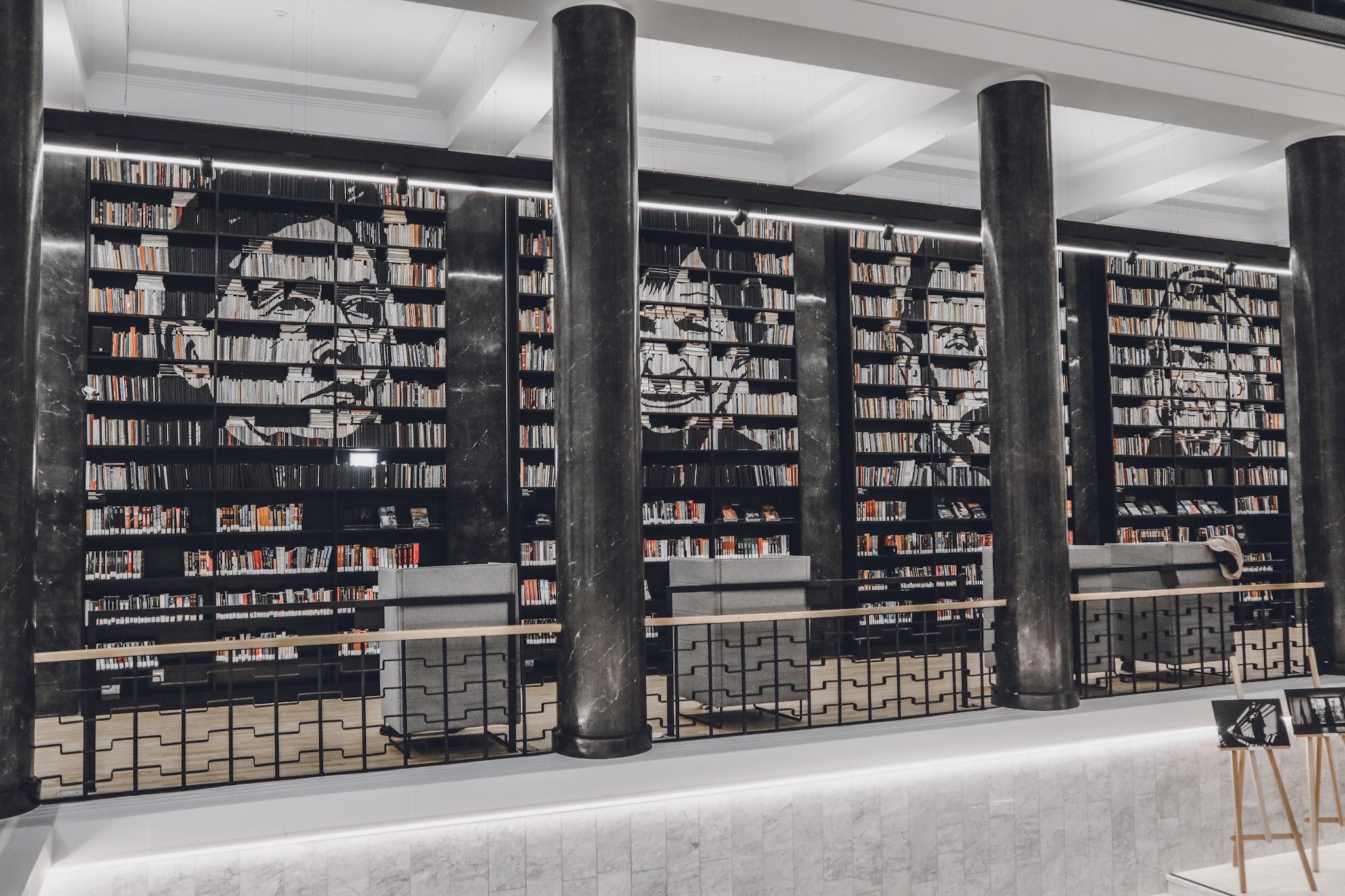 Vilnius cosa vedere cosa fare - Biblioteca Nazionale
