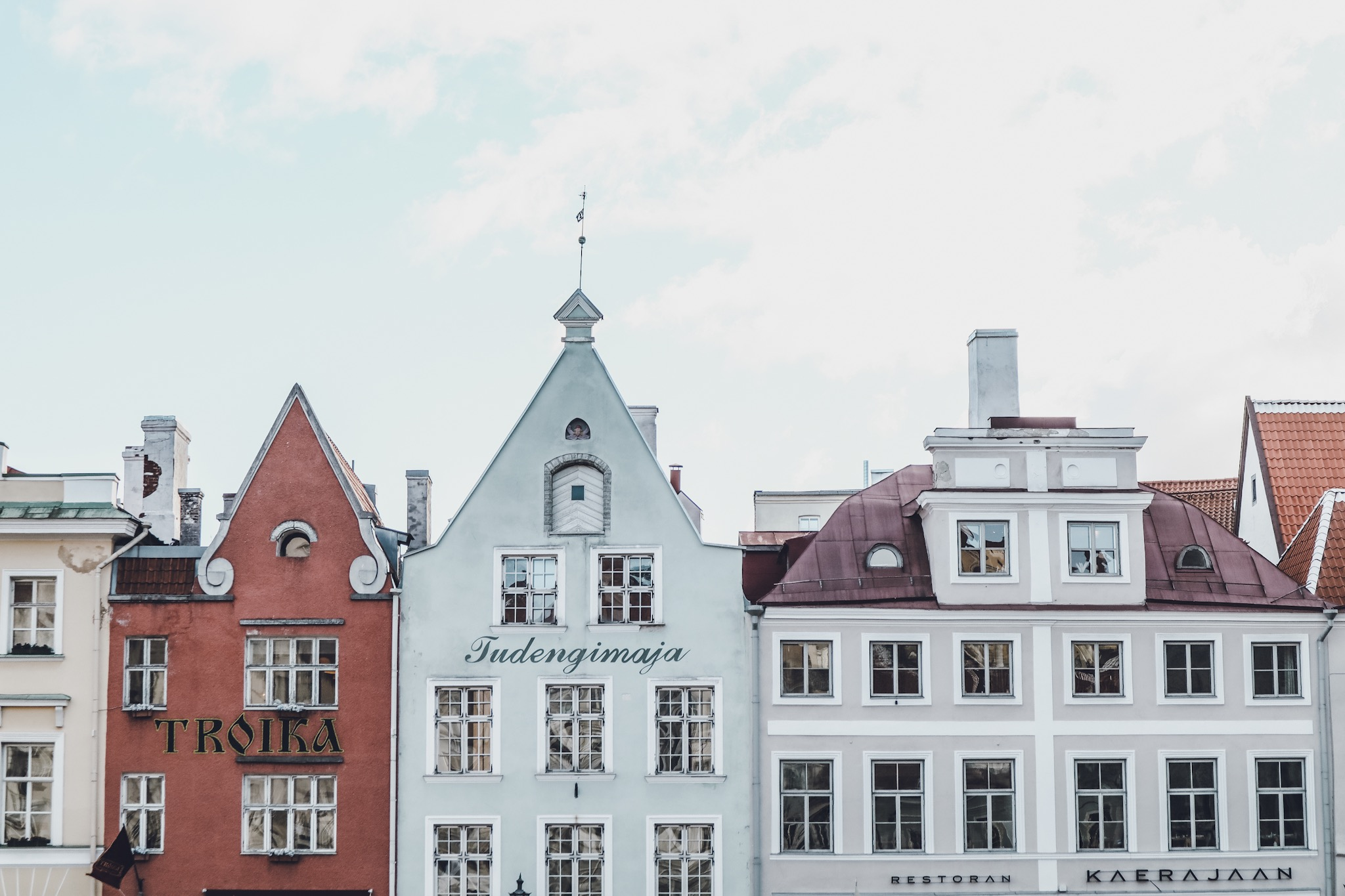 Tallinn cosa fare