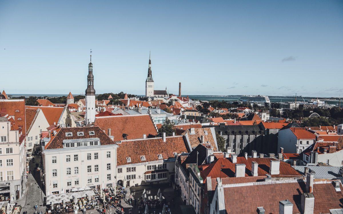 Ventiquattro ore a Tallinn