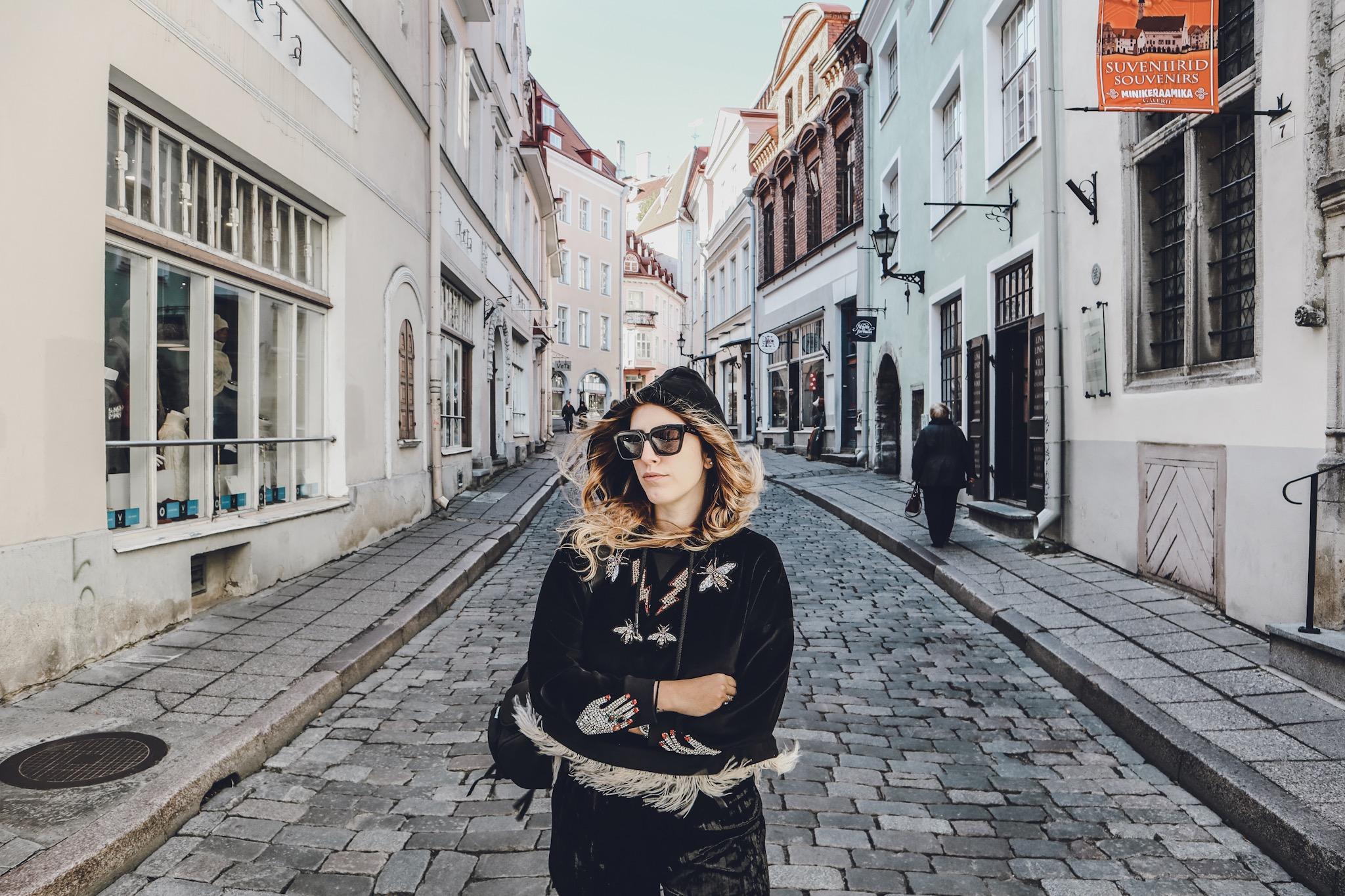 Guida di viaggio Tallinn