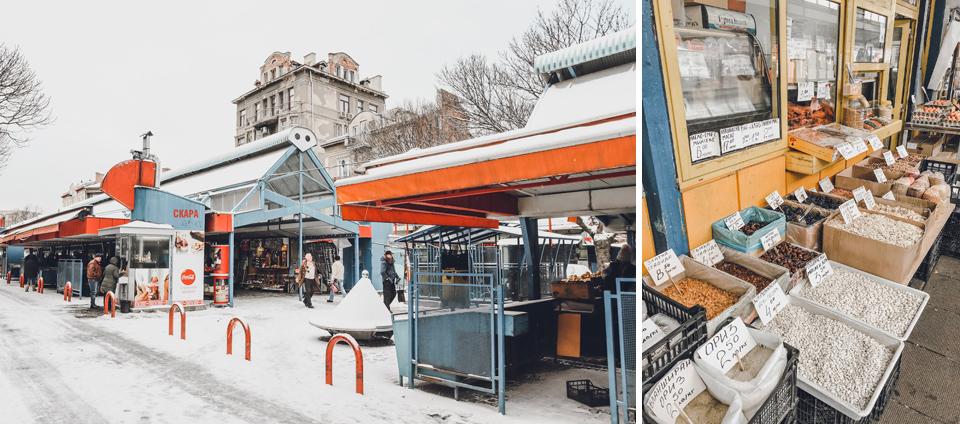 Sofia il bazaar delle donne
